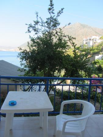 Aparthotel Sofia Mythos Beach: Балкон