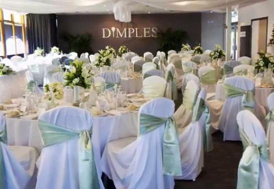 tea tree gully golf club dimples restaurant wedding. Black Bedroom Furniture Sets. Home Design Ideas