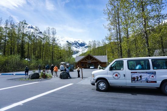 Exit Glacier Shuttle