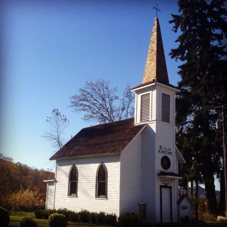 Little White Church (Evangelische Lutherische Kirche): Elbe Church
