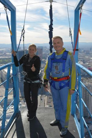 SkyJump Las Vegas: On Top of the World