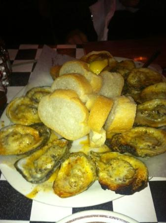 Acme Restaurant New Orleans Oysters