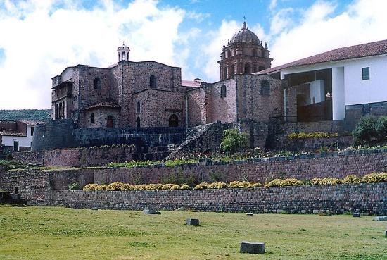 Tempel van de Zon (Coricancha)