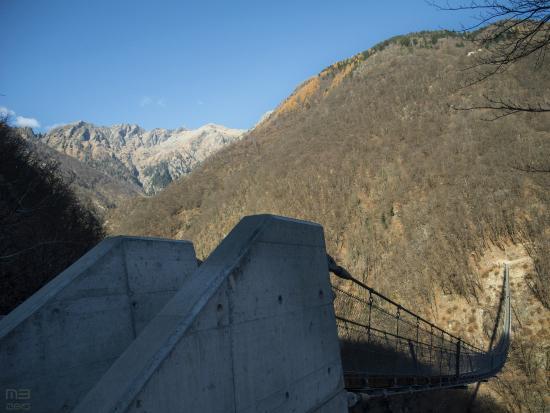 Sementina, سويسرا: Il ponte