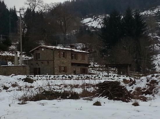 Montefegatesi, Italia: Cosa c'è di meglio?