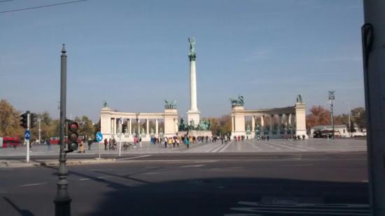 Heldenplatz: Millenium Park