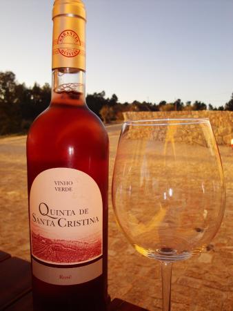 Celorico de Basto, Portugal: Rosé