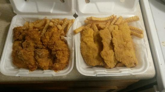 Louisiana Fish and Chicken
