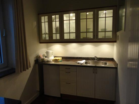 Ascot Apartments: Angolo Cottura