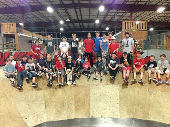 Ollie's Skatepark Summer Camp