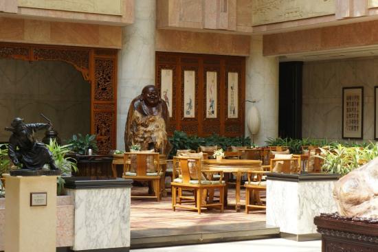 โรงแรมเรนโบว์: Lobby bar