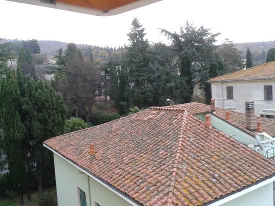 Ai Platani Hotel: Panorama