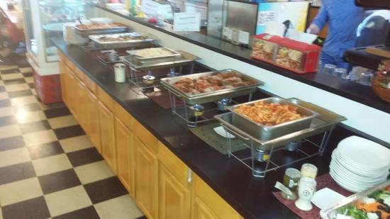 West Boylston, MA: Catering - private party buffet
