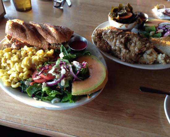 Sluggo S North Vegetarian Cafe Chattanooga Menu Prices Restaurant Reviews Tripadvisor