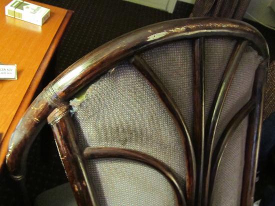 Days Inn by Wyndham St Augustine/Historic Downtown: chair