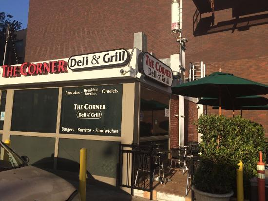 Photo of Restaurant The Corner Deli & Grill at 1660 S Sepulveda Blvd, Los Angeles, CA 90025, United States