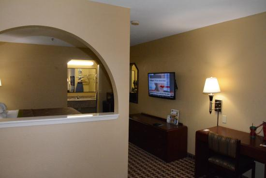 Super 8 by Wyndham Houston/Nasa/Webster Area: Our room