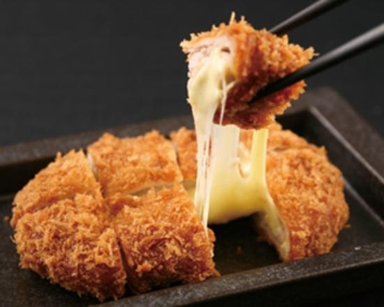 Kimukatsu Osaka Shochikuza : チーズ
