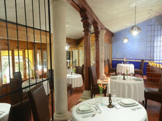 Mision Patzcuaro Centro Historico: Restaurant