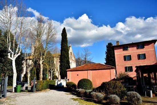 Rivotorto, Италия: vista dal parcheggio
