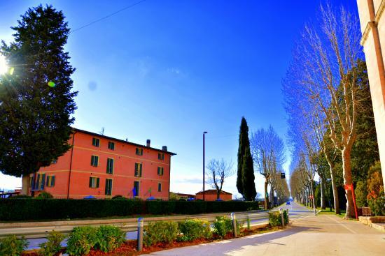 Rivotorto, Италия: vista dal santuario