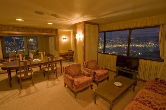 Inasayama Kanko Hotel: 本館特別室