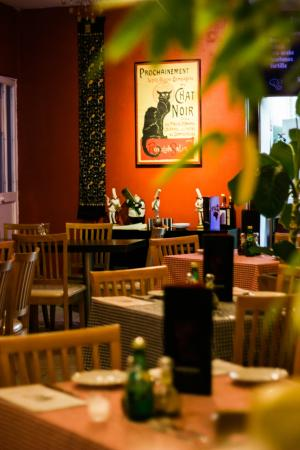 Restaurante mykonos picture of mykonos cocina for Cocina mediterranea