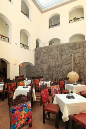 Xelhua Hotel Boutique  restaurante
