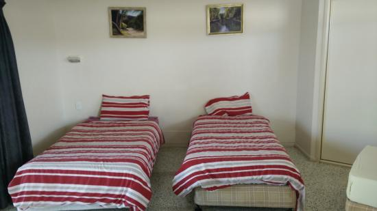 Emu Park, Australia: Bedroom, No bunk beds