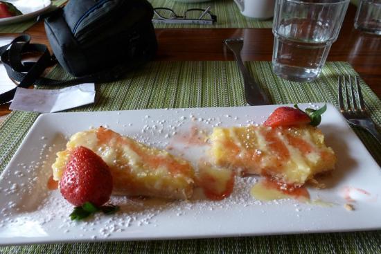 Webster Groves, MO: lemon dessert