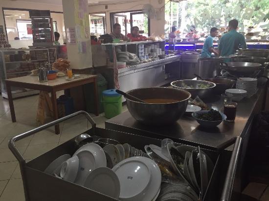 Restoran Kebayoran Baru Dapur Rumah Makan Padang