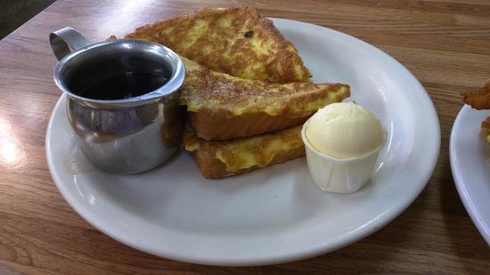 Powderhorn Cafe: french toast