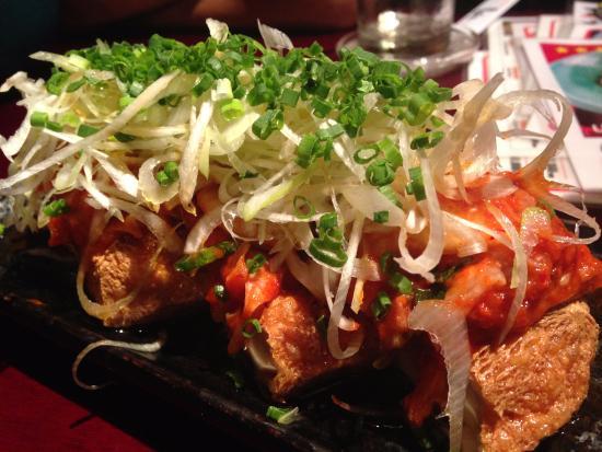 クオリティー高い日本食