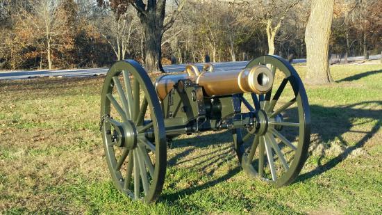 Republic, MO: Wilson's Creek National Battlefield