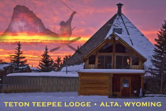 Teton Teepee Lodge: Timelessly Original