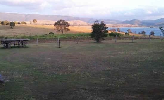 Kilcoy Farmstay: Sunset