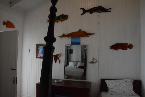 Noel Coward's Blue Harbour: Our bedroom