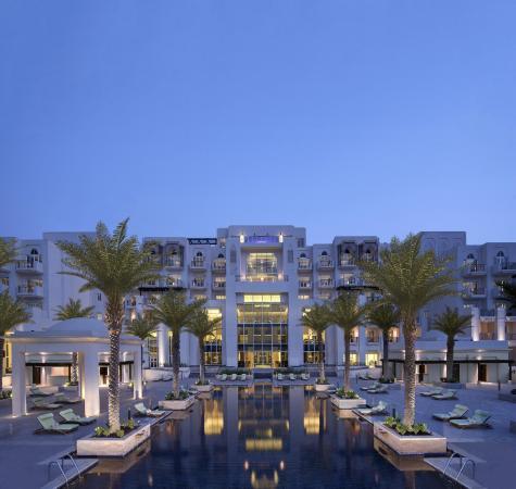 فندق وسبا إيسترن مانجروفز أنانتارا أبوظبي