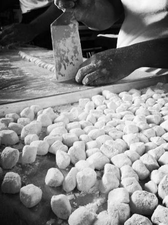 New Especias: Home made gnocchi