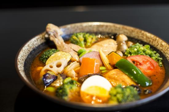 Soup Curry COCORO Sapporo Head Shop