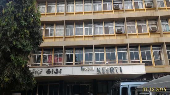 Keerthi Hotel