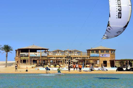 bahía de Soma, Egipto: 7Bft KiteHouse 2015