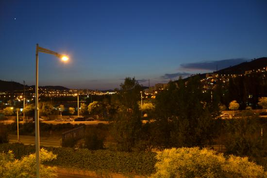 Abarco Apartaments : вид ночной