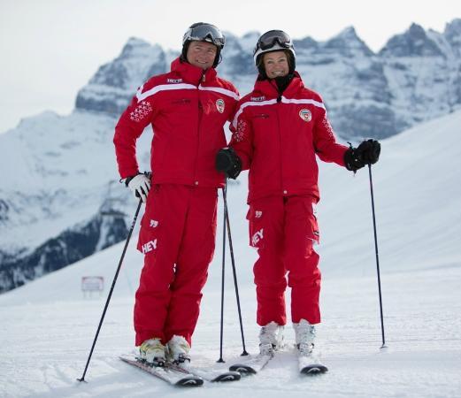 Morgins Snowsports : Professional Ski Instructors