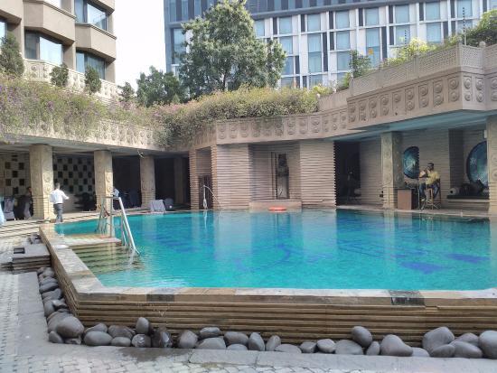Bathroom Picture Of Hyderabad Marriott Hotel Convention Centre Hyderabad Tripadvisor