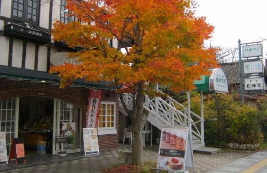 Shirakabado Ekimae-Dori