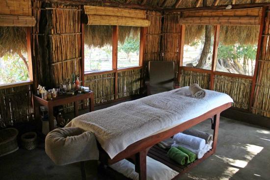 Kafunta River Lodge Spa