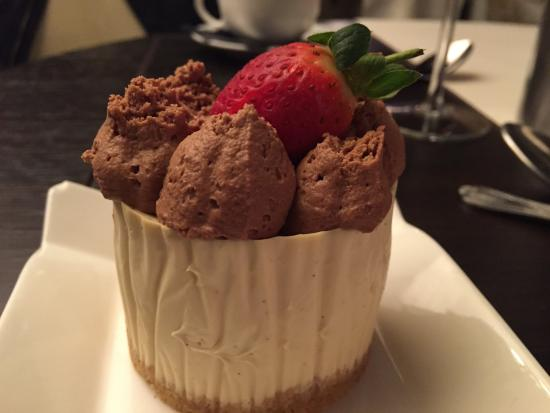 The Bon Restaurant & Wine Bar : Cheesecake