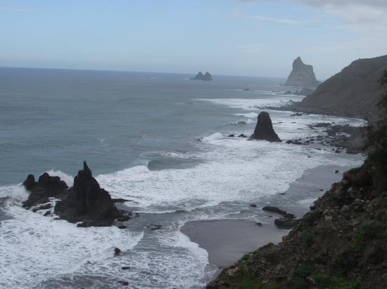 Roques de Anaga - Picture of Playa de Benijo, Almaciga - TripAdvisor