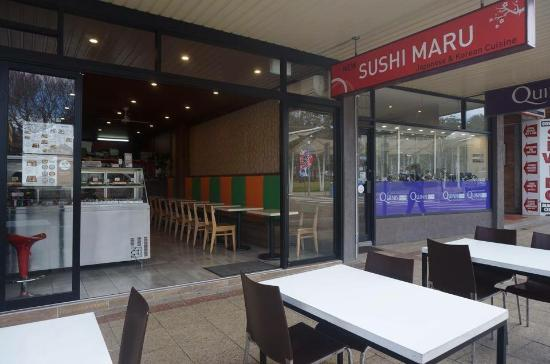 New Sushi Maru